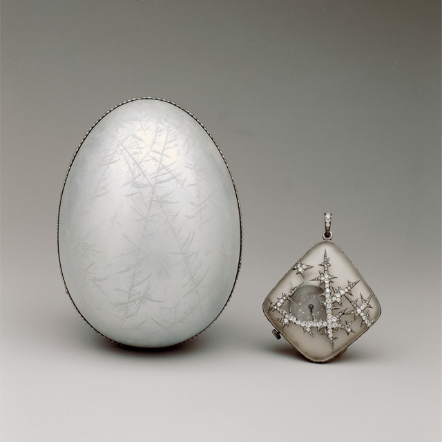 Fabergé Egg – Nobel Ice Egg, 1914
