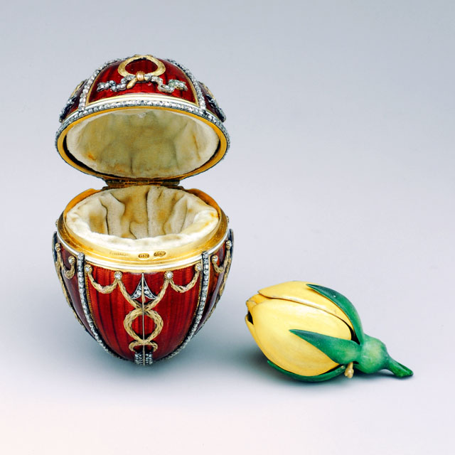 The Imperial Eggs The World Of Faberg 233 Faberg 201 Com