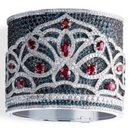 Fabergé Kokoshnik Bangle