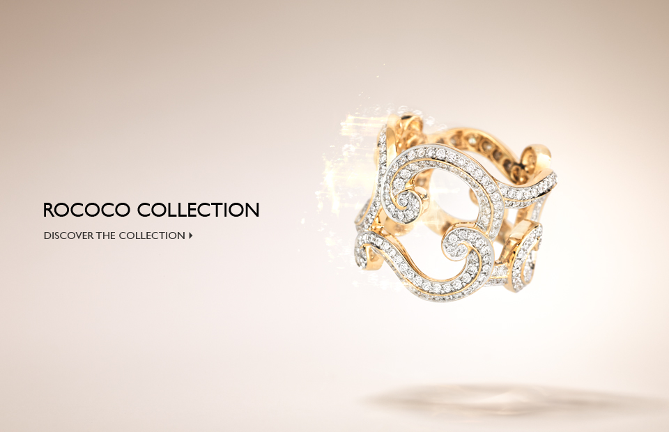 Discover The Fabergé Rococo Collection