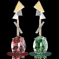 Dissonance Earrings