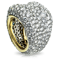 Diamond Ring - Fabergé  Emotion Lumineuse Ring