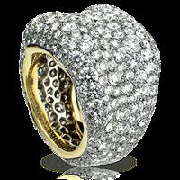 Diamond Ring - Fabergé  Emotion Lumineuse Ring