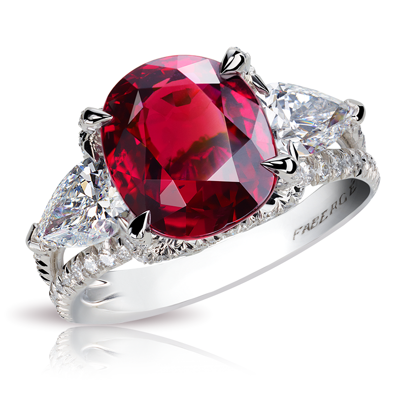 Ruby Ring - Fabergé  Devotion Ruby Ring