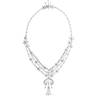 Pearl and Diamond Necklace - Fabergé Zhivago Diamond Necklace