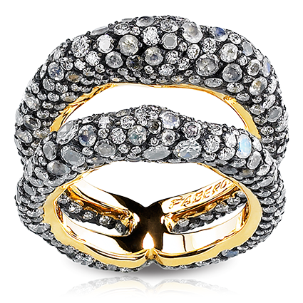 Gold & Diamond Ring | Fabergé
