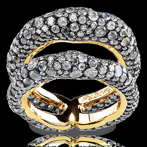 Gold & Diamond Ring | Fabergé