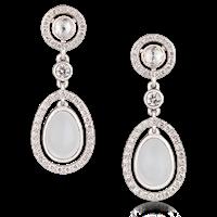 Sasha Moonstone Earrings