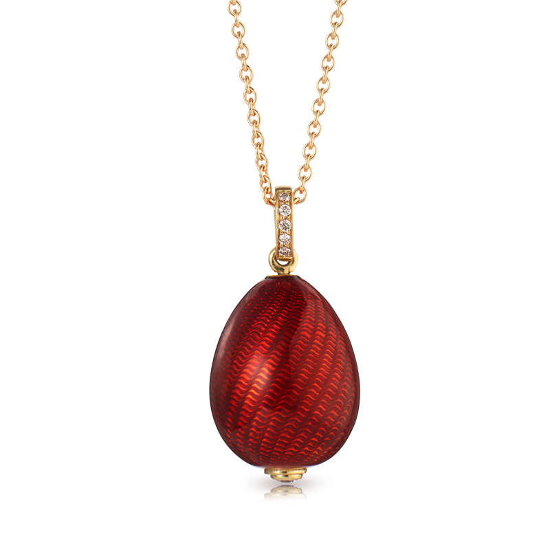 heaven penda cardinal from pendant messenger necklace bradford