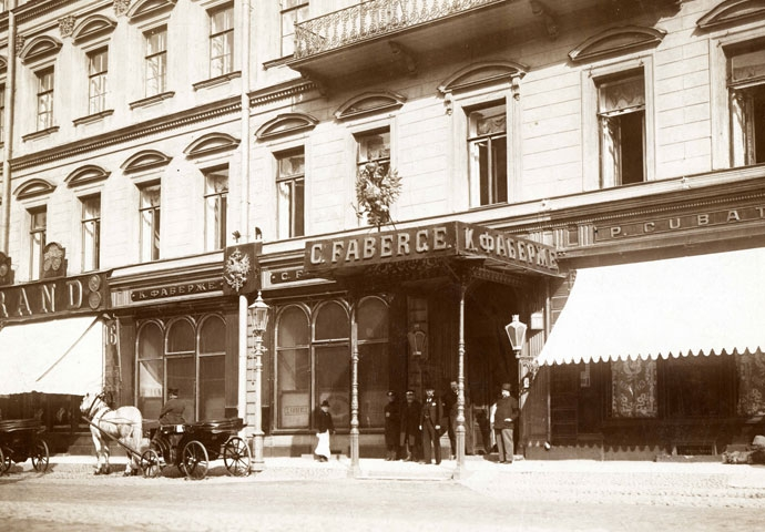 The story of Fabergé