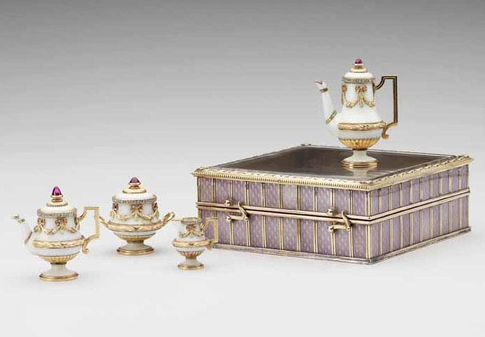 Highlights from the Royal Fabergé Exhibition