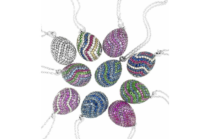 THE NEW HIGH JEWELLERY COLLECTION BY FABERGÉEVOKING THE RHYTHMS OF THE RUSSIAN SEASON