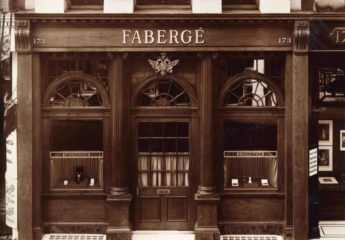 Reunification of the Fabergé name with the Fabergé Family