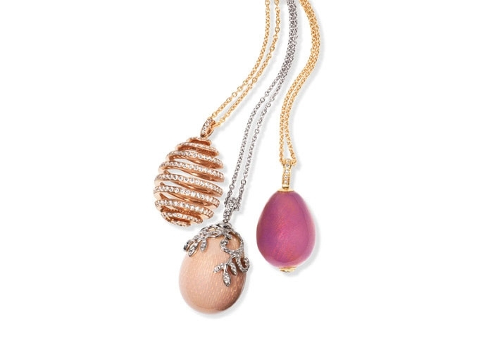 Fabergé Enchants with Jewelled Treasures for Mother's Day