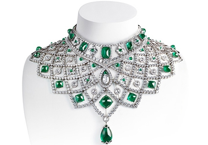 Fabergé's Romanov necklace- a talking point in the Financial Times
