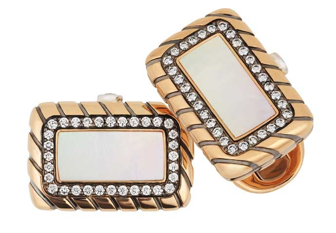 FABERGÉ INTRODUCES NEW CUFFLINKS COLLECTION