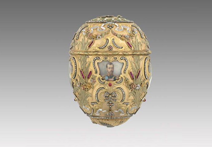 'FABERGÉ: DESIGNING LUXURY' EXHIBITION AT THE DETROIT INSTITUTE OF ARTS