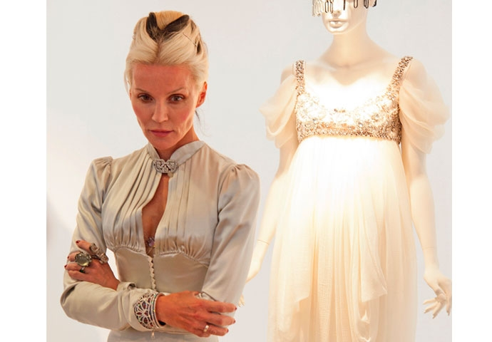 FABERGÉ SUPPORTS THE PRIVATE VIEWING OF THE AUCTION OF 'THE DAPHNE GUINNESS COLLECTION' AT CHRISTIE'S