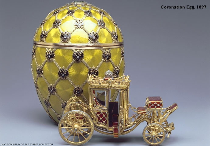 Imperial eggs - Russian easter eggs history ...