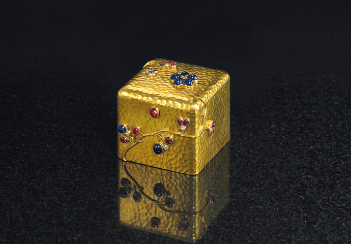 CHRISTIE'S FABERGÉ AUCTION IN NEW YORK, APRIL 2013
