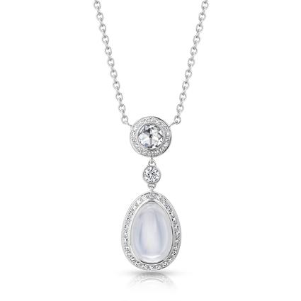 Moonstone Pendant - Fabergé Sasha Moonstone Pendant