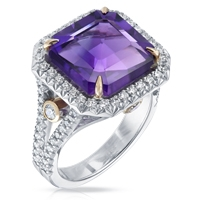 Amethyst Ring - Fabergé Devotion Amethyst 6.55cts Ring