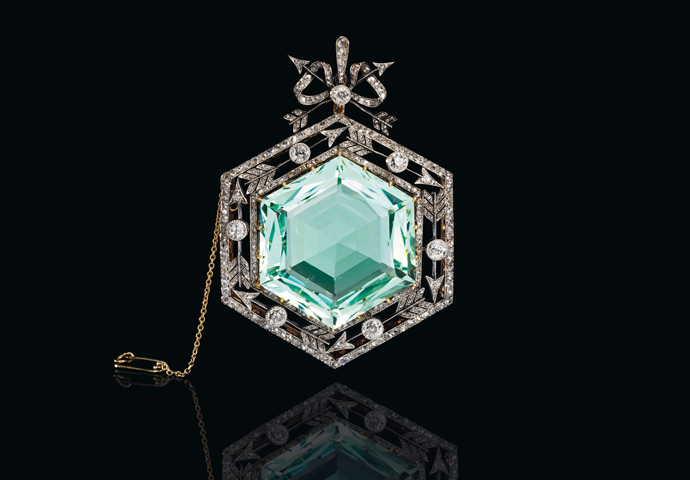 FABERGÉ AT AUCTION DURING LONDON'S RUSSIAN WEEK (3-7 JUNE 2013)