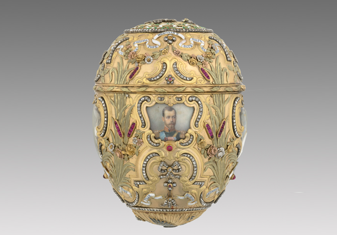 FABERGÉ SPONSORS THE PREVIEW OF 'FABERGÉ REVEALED' AT THE PEABODY ESSEX MUSEUM, IN BOSTON, USA