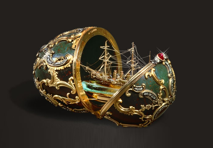 """THE WORLD OF FABERGÉ"" EXHIBITION IN VIENNA"