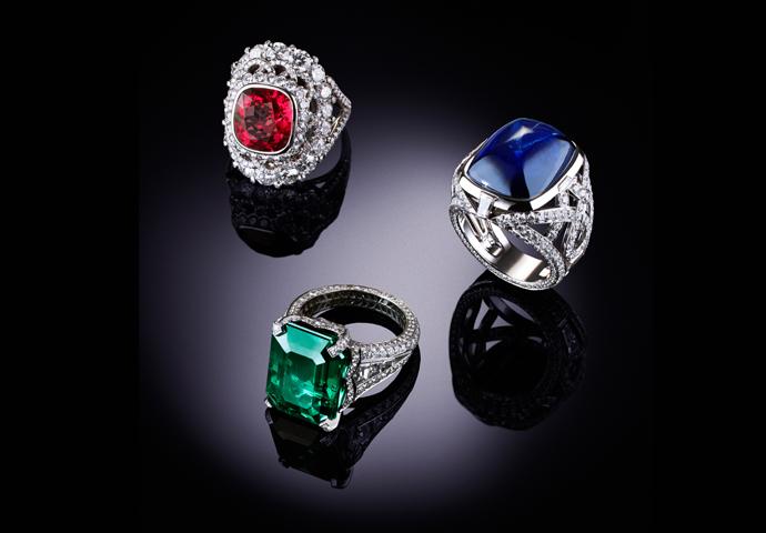 FABERGÉ LAUNCHES AUTUMN/WINTER CAMPAIGN PHOTOGRAPHED BY COPPI BARBIERI