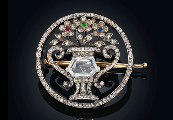 FABERGÉ AT AUCTION DURING LONDON RUSSIAN ART WEEK (30th May - 6th June 2014)