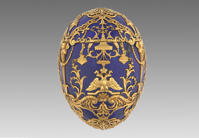 'FABULOUS FABERGÉ, JEWELLER TO THE CZARS' EXHIBITION IN MONTREAL