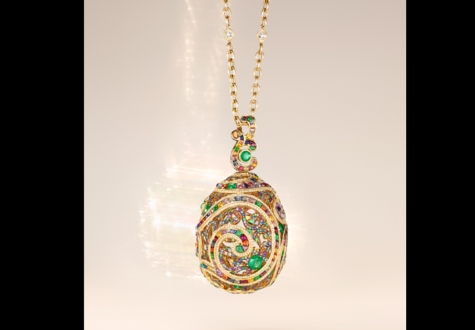 FABERGÉ AT JEWELLERY ARABIA 2014, BAHRAIN