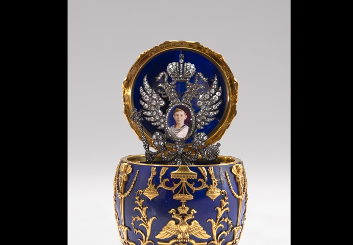 """FABERGÉ, JEWELLER TO THE TSARS"" AT THE OKLAHOMA CITY MUSEUM OF ART"