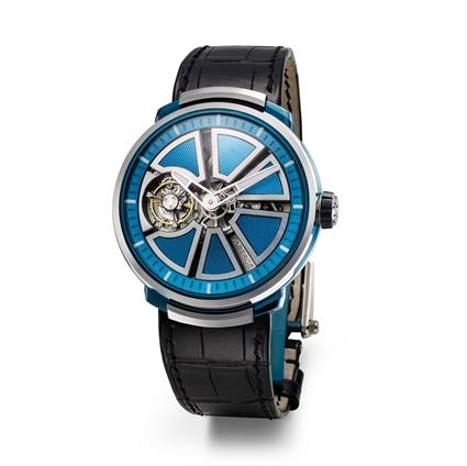 Men's Watch - Fabergé Visionnaire I Platinum Watch