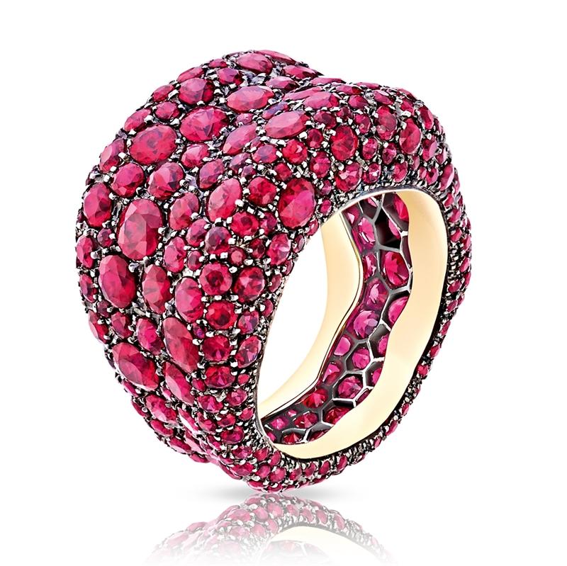 Ruby Ring - Fabergé Emotion Ruby Ring