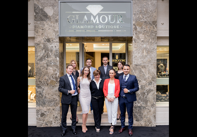 Glamour Diamond Exhibits Latest Fabergé Creations, Czech Republic