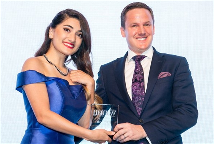 "FABERGÉ & GEMFIELDS SPONSOR EMIRATES WOMAN ""WOMAN OF THE YEAR"" AWARD"