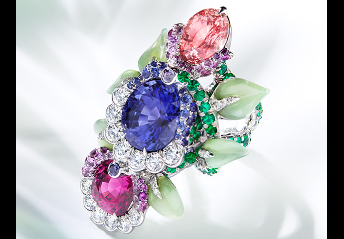 Fabergé Wins Middle East Jewellery of the Year Award
