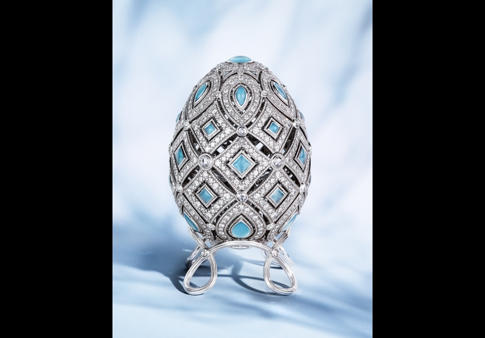 FABERGÉ DEBUTS IN INDIA
