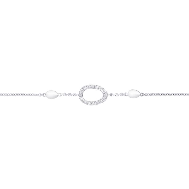 Diamond Bracelet - Fabergé Sasha Diamond White Gold Bracelet
