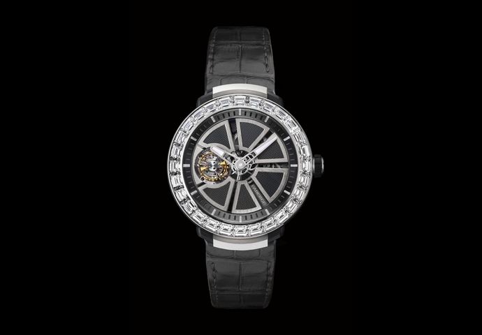 FABERGÉ UNVEILS EXCLUSIVE SPECIAL-EDITION TIMEPIECE AT DOHA 2017