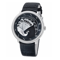 Faberge Ladies Watch - Lady Compliquée Peacock Black Timepiece