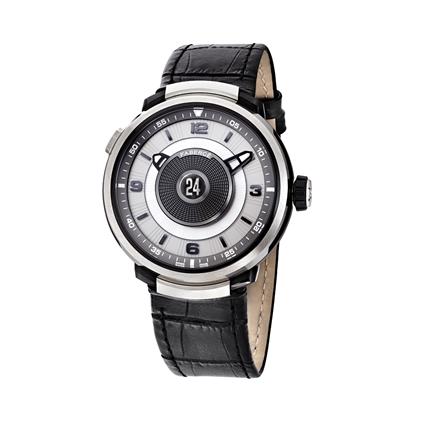 FABERGÉ WATCH – FABERGÉ VISIONNAIRE DTZ 18 KARAT WHITE GOLD WATCH