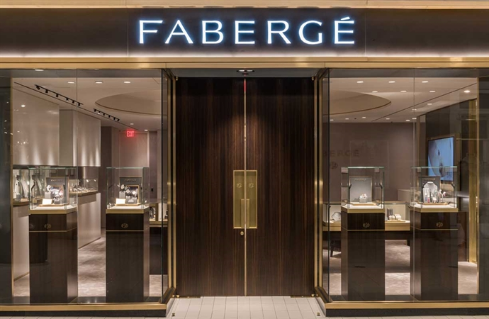 Fabergé Opens in Houston