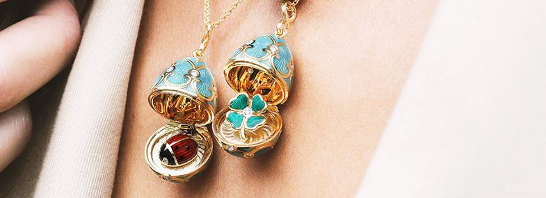 Fabergé Pendants