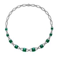 Fabergé Empress Emerald Necklace