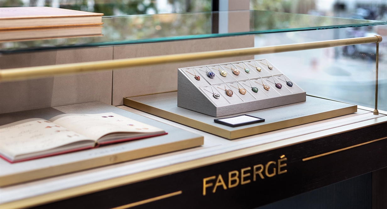 Fabergé London